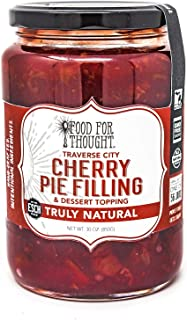 Food for Thought Cherry Pie Filling & Dessert Topping