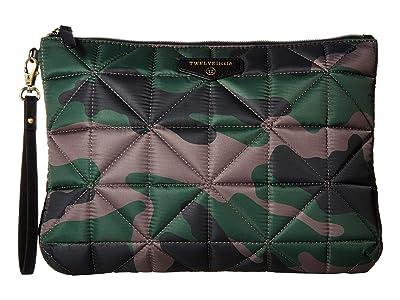 TWELVElittle Companion Pouch (Camo Print) Diaper Bags
