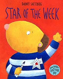 book of the week poster