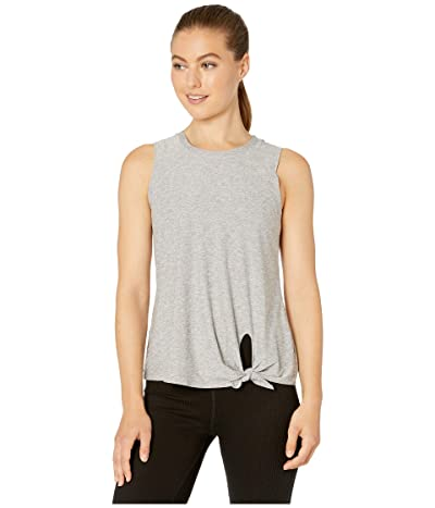 Beyond Yoga All For Ties Tank Top (Silver Mist) Women
