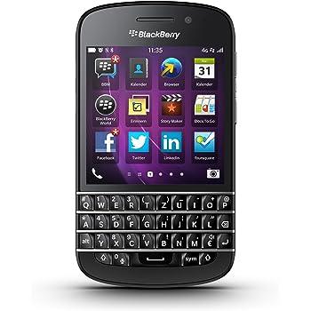 Amazon.com: Blackberry Q10 Unlocked Cellphone, 16GB, Black