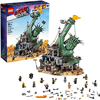 LEGO The Movie 2 Welcome to Apocalypseburg! 70840 Building Kit (3178 Pieces) (Discontinued by Manufacturer)