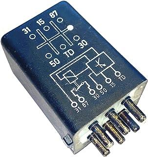 Beckmann Technologie 0025452105R Fuel Pump Relay