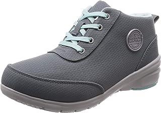 [ムーンスター] 防水 防滑ソール スニーカー 靴 エバックスN サラリーナ 抗菌防臭 中敷 RPL001 レディース