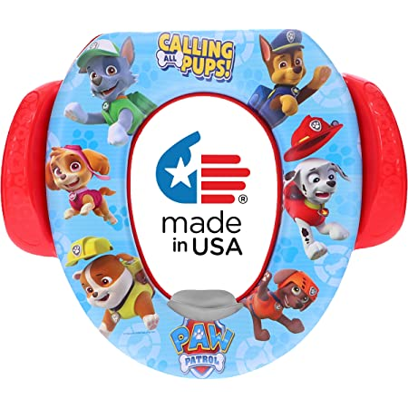 """Nickelodeon Paw Patrol""""Calling All Pups"""" Soft Potty Seat"""