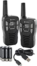 Cobra Micro Talk Two-way Radio CXT195 (Renewed)