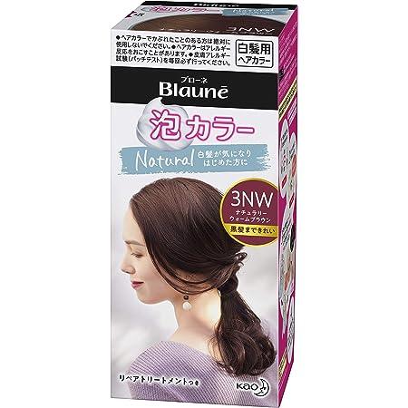 ブローネ 泡カラー 3NW ナチュラリーウォームブラウン [医薬部外品] 白髪染め 108ml