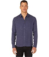 The Kooples - Large Dot Print Button Down Shirt