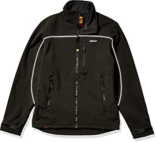 mens Soft Shell Jacket (Regular and Big & Tall Sizes)