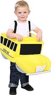 school bus kids costume