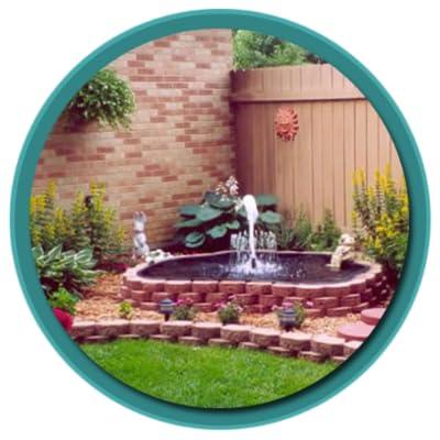 Build an Outdoor Garden Water Fountain