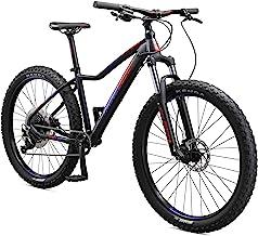 دوچرخه کوهستانی Mongoose Tyax Comp ، Sport و Expert Adult Mountain ، چرخ های 27.5-29 اینچی ، قاب آلومینیومی Tectonic T2 ، Hardtail سخت ، ترمزهای دیسک هیدرولیک ، چند رنگ