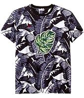 Dolce & Gabbana Kids - Banana Leaf T-Shirt (Big Kids)