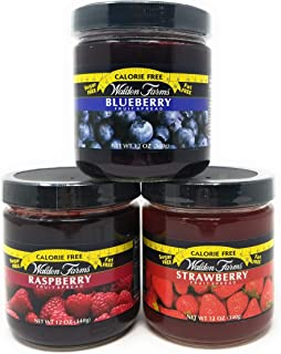 Best walden farms fruit spreads Reviews