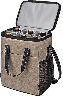 6-bottle wine bag