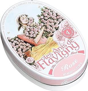 Les Anis De Flavigny, Rose (French Mints), 1.75 Ounce Tin