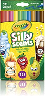 Crayola Sly 10 Count Doodle Silly Scented Markers