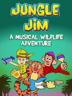 Jungle Jim – A Musical Wildlife Adventure