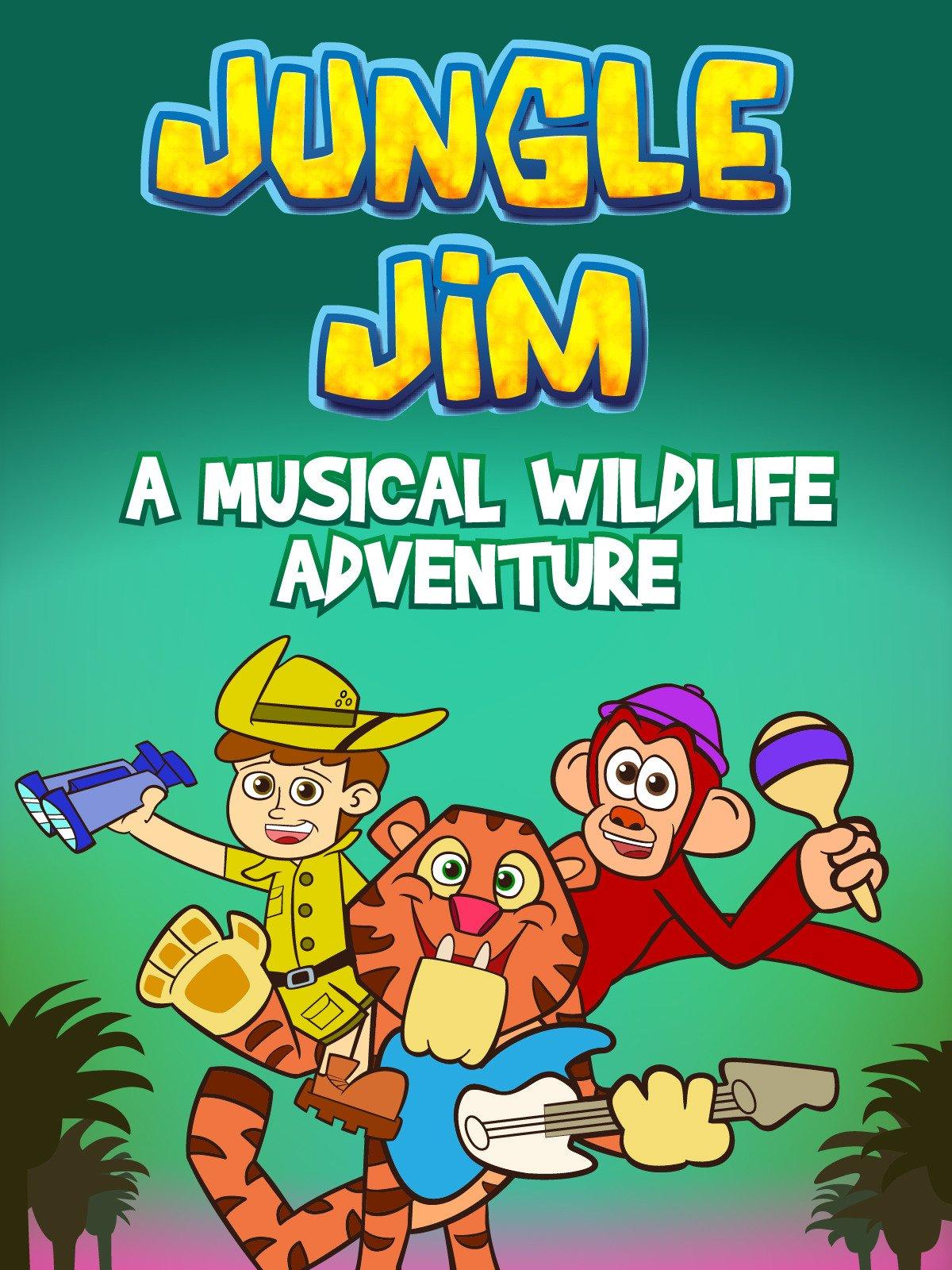 Jungle Jim Musical Wildlife Adventure
