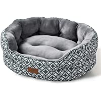 Bedsure Small Dog Bed for Small Dogs Washable Cat Bed