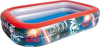 Bestway 91207 - Piscina Hinchable Infantil Star Wars 262x175x51 cm