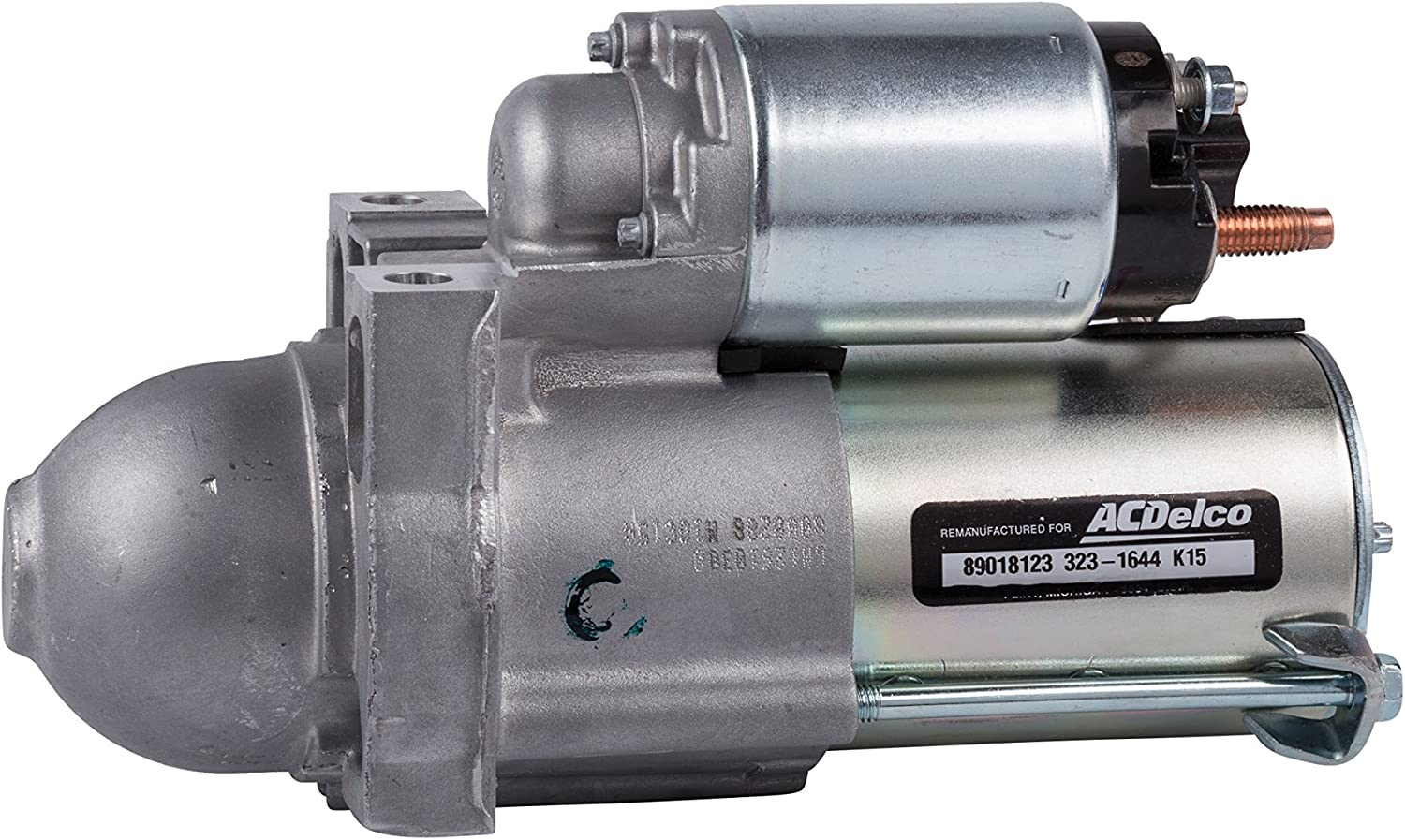 GM Genuine Parts Limited time cheap sale Jacksonville Mall Remanufactured Starter 323-1644