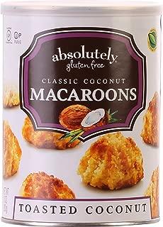poppies belgian coconut macaroons