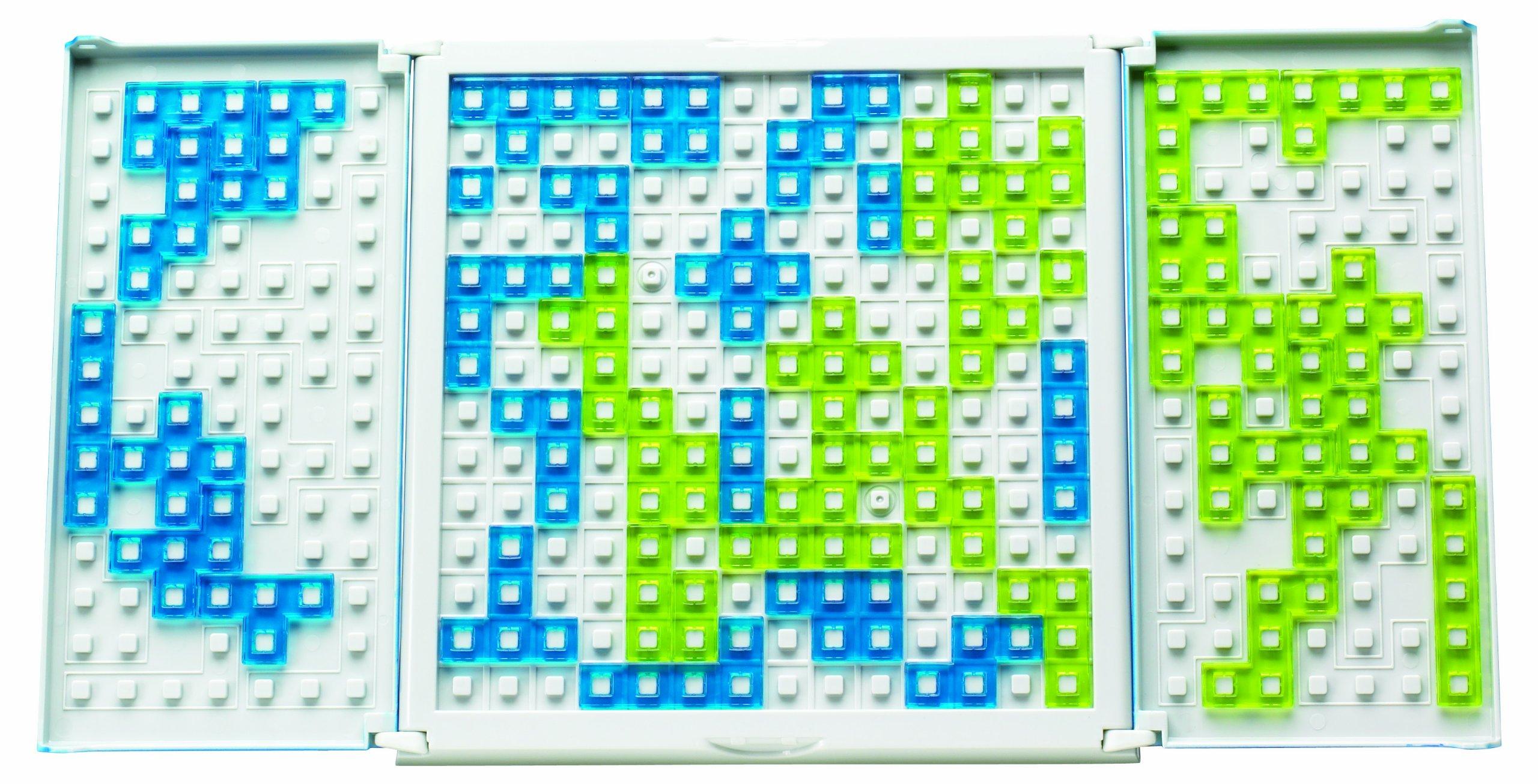 Juegos Mattel - Blokus portátil (R3317): Amazon.es: Juguetes y juegos