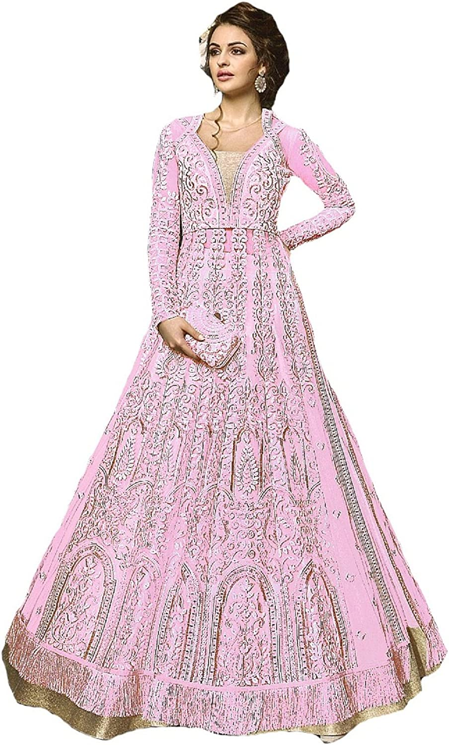 Delisa Indian Wear Anarkali Suit Party Wear Zoya 2