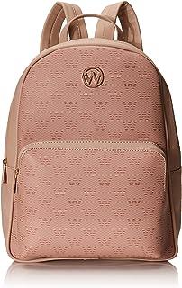 Westies HBBLAINO3WE Bolsa Backpack Marino de material sintético Monogram para Dama