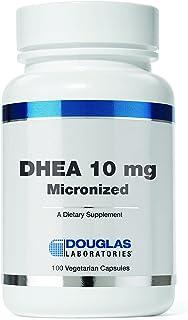 Douglas Laboratories - DHEA 10 mg - Micronized to Support Immunity, Brain, Bones,