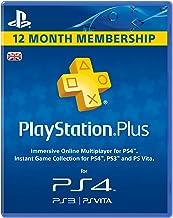 Sony PlayStation Plus PSN 365 Day Membership Subscription PS3 PS4 Vita