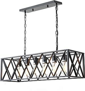 Best hanging rectangular light Reviews