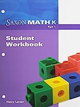 Saxon Math K: Workbooks PDF