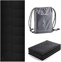 Avoalre Grotere Yoga Mat Antislip Opvouwbare Draagbare 183 CM x 80 CM x 6 MM Gym Mat Fitness Training Pilates Oefening Mat...