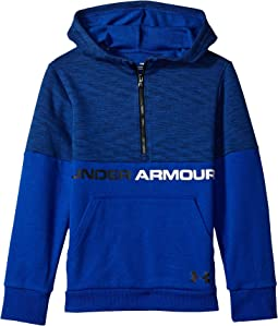 Double Knit 1/2 Zip Hoodie (Big Kids)