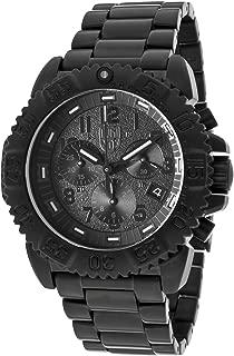 Luminox 3182.Bo Men's Colormark Series 3080 Chrono Gunmetal Ip Ss Blk Case Carbon Fiber Watch