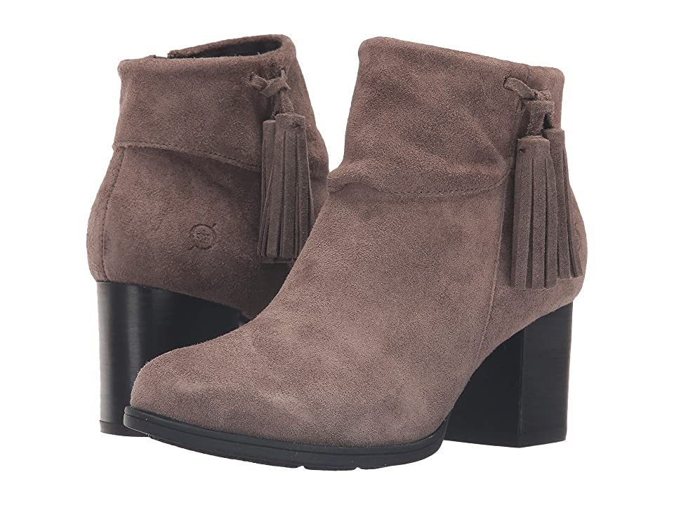 Born Mauvide (Grey Suede) Women