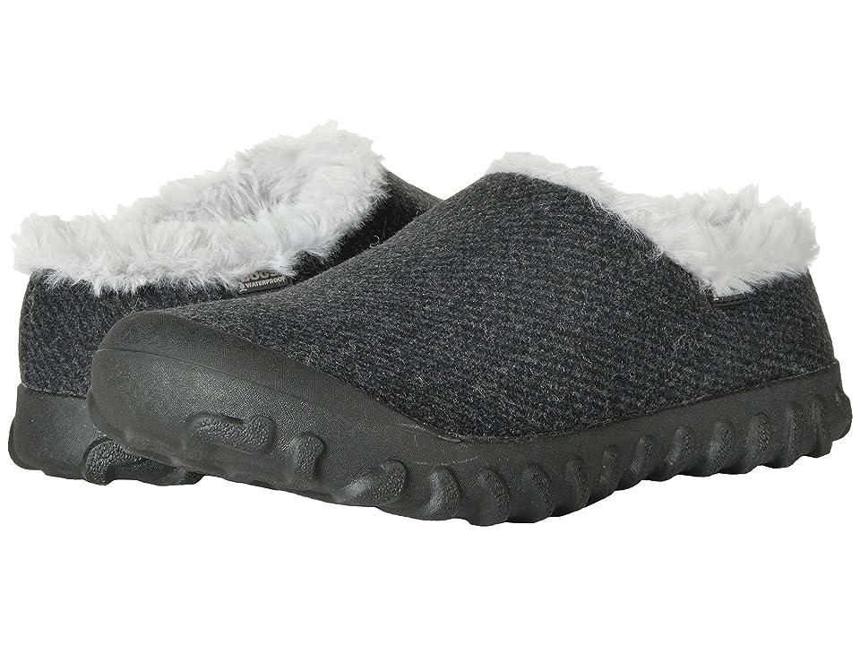 Bogs B-Moc Slip-On Wool (Black) Women