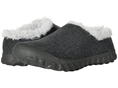 Bogs B-Moc Slip-On Wool (Black) Women