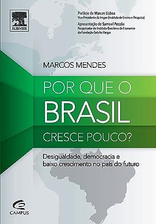 Por que o Brasil cresce pouco?