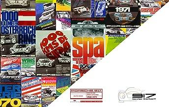 Porsche 917: Archiv und Werkverzeichnis 1968 - 1975