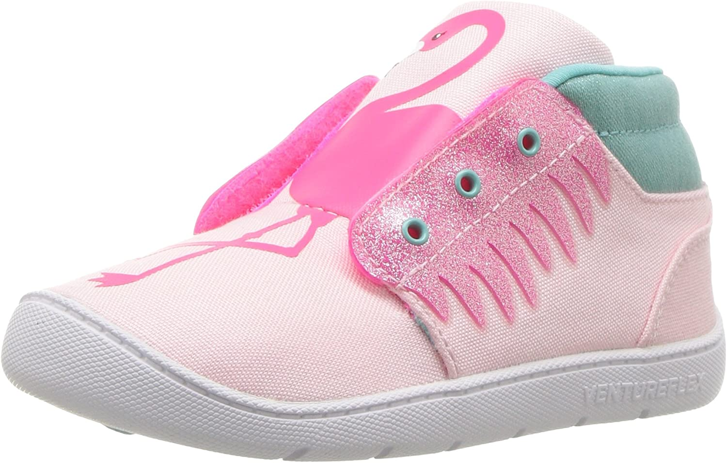 Reebok Unisex-Baby VF Chukka Critter Luster Sneaker FEET Challenge the lowest price Pink Sales A