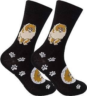 Best men's pomeranian socks Reviews