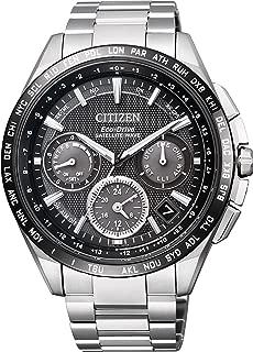 Citizen Attesa Eco-Drive CC9015-54E GPS Satellite Radio Clock F900