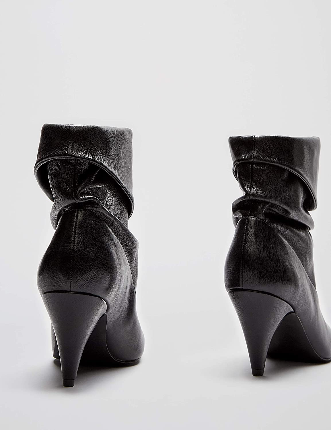 Slouch Botines Mujer Marca find