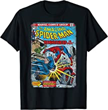 Marvel Spider-Man Classic Retro Comic Hammerhead T-Shirt