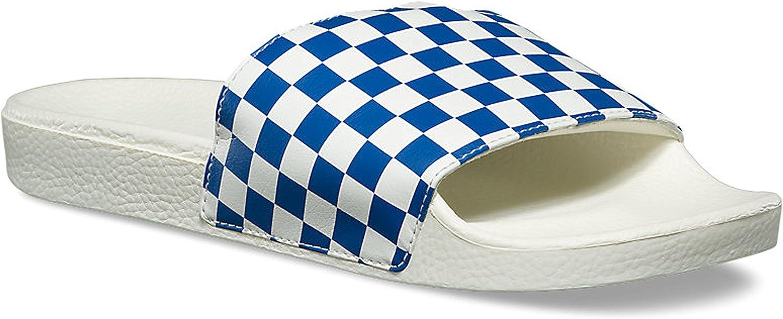 Vans Checkerboard Slide-On True bluee VN0004KIFBV Men's Flip-Flops