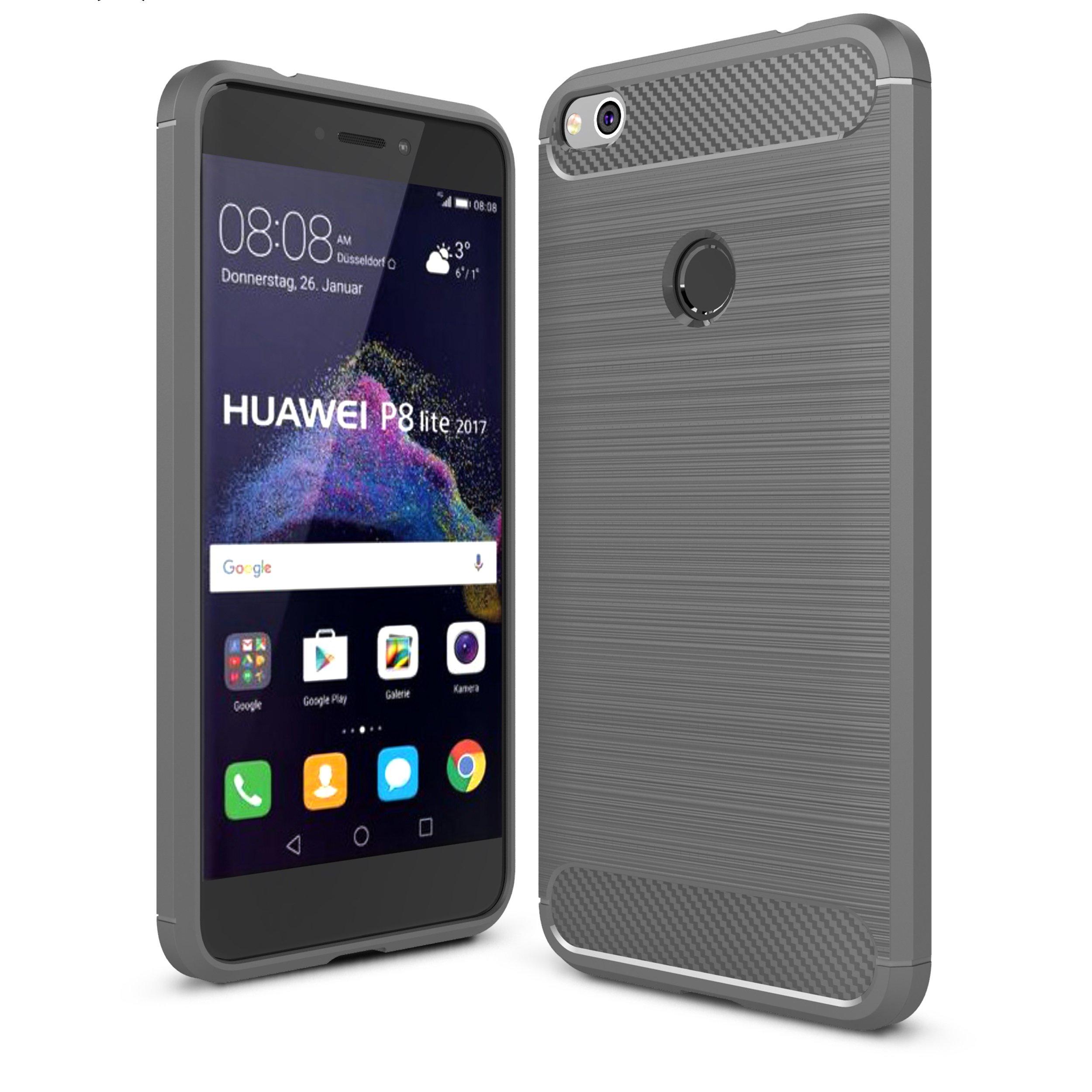 ELTD Huawei P8 Lite 2017 Funda, [Armor Series] Funda Carcasa Case ...
