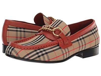 Burberry Moorley (Brick Red) Women